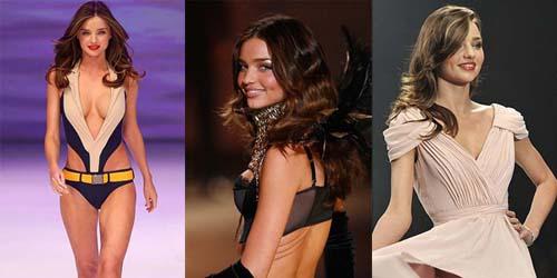 10 Penampilan Terseksi Miranda Kerr Di Victoria's Secret