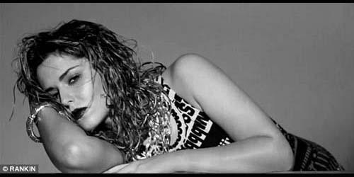 Cheryl Cole Tampil Seksi dengan Fotografer Rankin