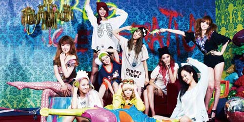 Girls Generation Tampil Cantik di Teaser Foto I Got A Boy