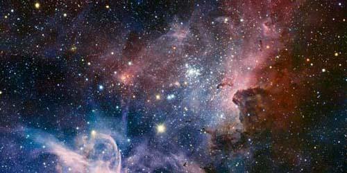 Keindahan Carina Nebula