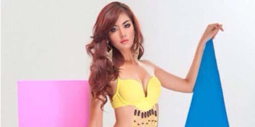 Parade Bikini Maria Selena di Ajang Miss Universe 2012