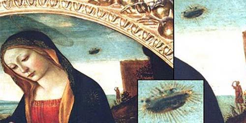 Peninggalan Kuno yang Membuktikan Keberadaan 'Alien'