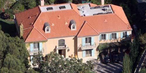 Rumah Mewah Selebriti Hollywood