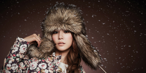 Tiffany Girls Generation Tampil Cantik Di Cantik Di Majalah High Cut