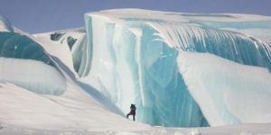 Ada 'Gelombang Tsunami Beku' di Antartika