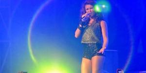 Agnes Monica Tampil Enerjik di Charity Concert Save A Teen