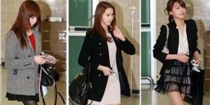 Airport Fashion, Gaya Idola Korea di Bandara
