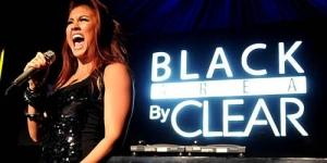 Aksi Memukau Agnes Monica di Black Area by Clear