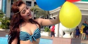 Bella Shofie Pajang Foto Bikini di Instagram
