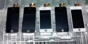 Beredar Gambar Bentuk iPhone 5S