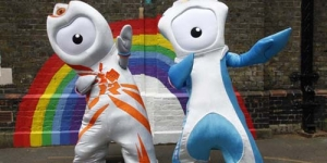 Inilah Wujud Maskot Olimpiade London 2012