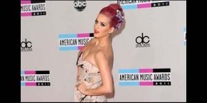 Katy Perry Jadi Geisha Seksi di AMA 2011