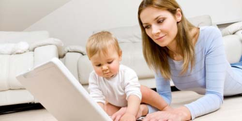 5 Pekerjaan Bagi Ibu Rumah Tangga