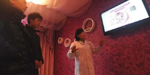 Ada Bangsal Seks di Rumah Sakit China Bagi yang Sulit Hamil