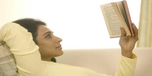 Membaca Buku Bisa Menyehatkan Tubuh