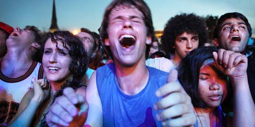 Narkoba dan Seks Bebas Paling Dicari di Konser Musik
