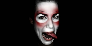 15 Tutorial Makeup Halloween Keren di YouTube