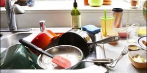 6 Sumber Bakteri di Dapur Anda