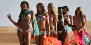 Tidak Ada Bikini di Miss World 2013, Diganti Sarung Bali