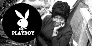 Zelda Wynn Valdes Perancang Kostum Seksi 'Kelinci' Playboy