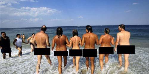 11 Pantai Bebas Bugil Terbaik di Dunia