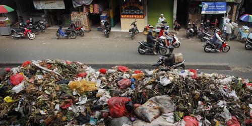 2 Kota Ter-Kotor di Indonesia