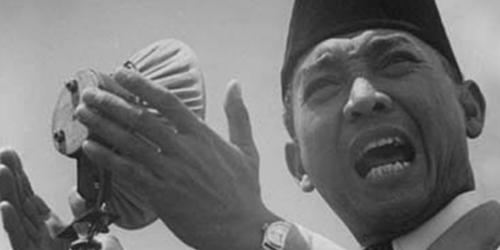 4 Negara yang Menggunakan Nama Soekarno untuk Nama Jalan