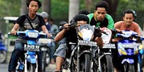 80 Lokasi Geng Motor di Jakarta Yang Perlu di Waspadai