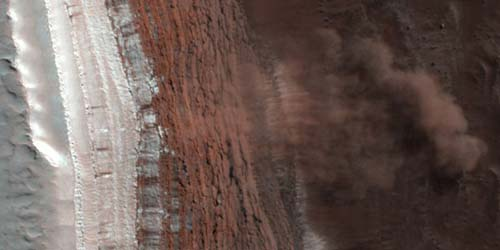 Ada Gempa di Planet Mars
