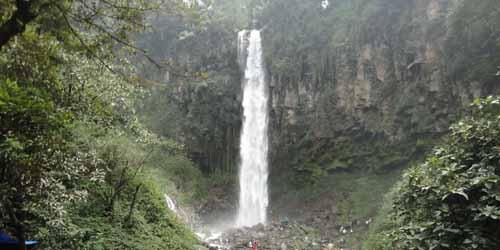 Air Terjun Tertinggi di Indonesia (I)