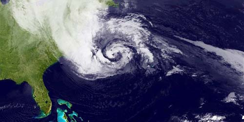 Akibat Badai Sandy, Jamaah Haji Amerika Terjebak di Makkah Gagal Pulang!