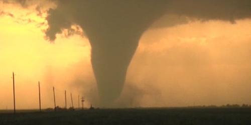 Badai Tornado di Amerika Hisap 80 Kuda & Tewaskan 179 Warga