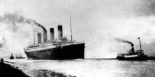 Bangkai Kapal Titanic Ditemukan! (Foto)
