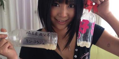 Bintang Porno Jepang, Uta Kohaku Dapat 100 Botol Sperma dari Penggemar