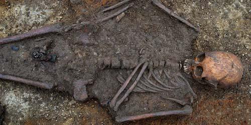 Ditemukan Pemakaman Pertama Orang Kristen di Inggris