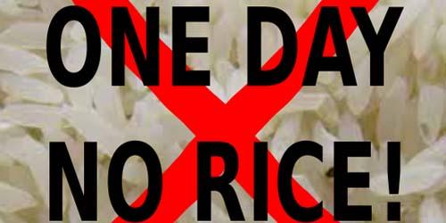 Gerakan Sehari Tanpa Nasi Kota Depok