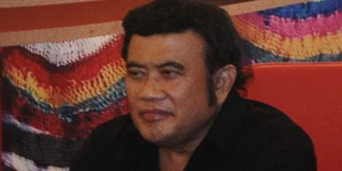 Hampir 90% Rakyat Indonesia Tolak Rhoma Irama Jadi Presiden