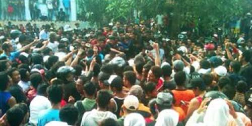 Hidup Kembali, Kuburan Remaja di Kampung Nae digali Lagi