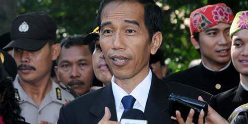 HUT DKI Jakarta, Jokowi Pidato Bahasa Betawi Tapi Berlogat Jawa