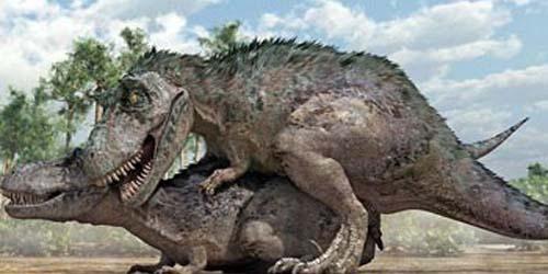 Ilmuwan : Dinosaurus Bercinta dengan Posisi Doggy Style