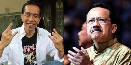 Kampanye Berakhir, Jokowi - Kumis Masih Jadi Trending Topic