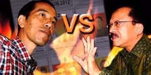 Keluarkan Dana Rp 70 M, Foke Jauh Tertinggal dari Jokowi yang Bermodal Mini