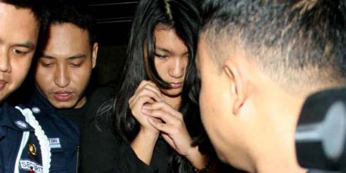 Korupsi Impor Daging, Staf Presiden PKS Diciduk Saat Bersama Wanita Cantik Dikamar Hotel