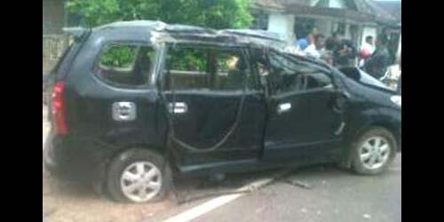 Kronologi Avanza Tabrak 7 Warga di Makassar