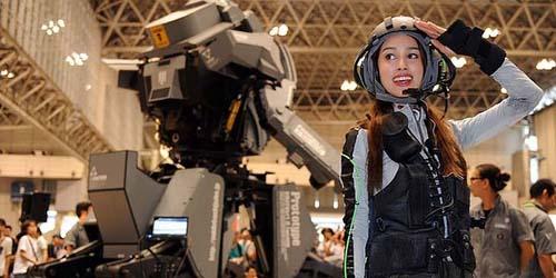 Kuratas Robot Canggih dengan Senjata Hebat dari Jepang