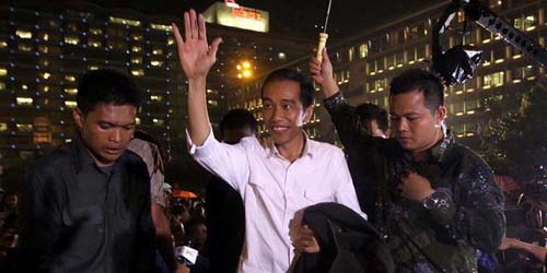 PDIP Tolak Jokowi Nyapres 2014