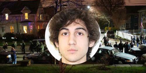 Pelaku Bom Maraton Boston Ditangkap