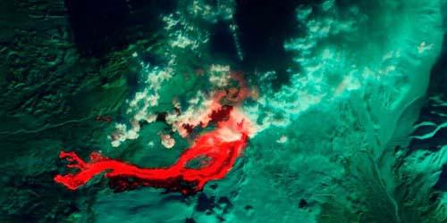 Satelit NASA Temukan Gambar 'Neraka' Dunia