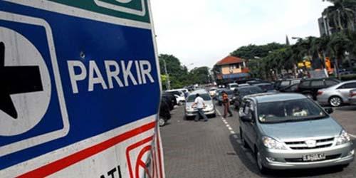 Tarif Parkir Jakarta Naik Lagi Akhir Februari