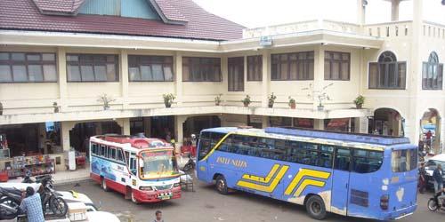 Terminal dan Stasiun Akan Diberi Fasiltas Rusun dan Mall